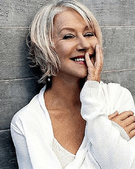 2018 s Best Haircuts for Older Women Over 50 to 60