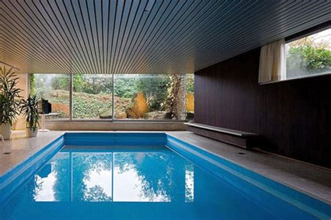 indoor swimming pool designs for homes 18 amazing homes with indoor pool modern architecture ideas