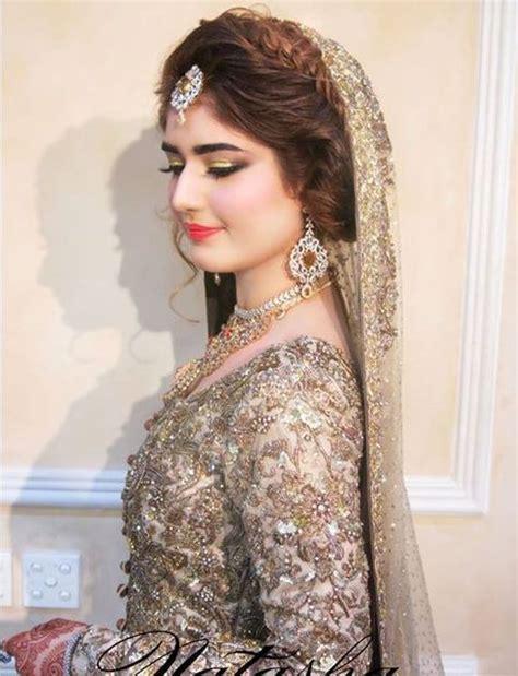 images  pakistani bridal wedding hairstyles