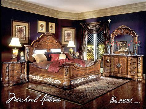 Mansion Bedroom Furniture by Excelsior Luxury Mansion Bed Carved Wood 5