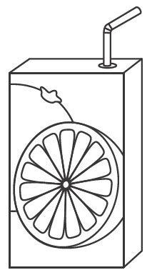 Coloring Juice by Juice Coloring Pages