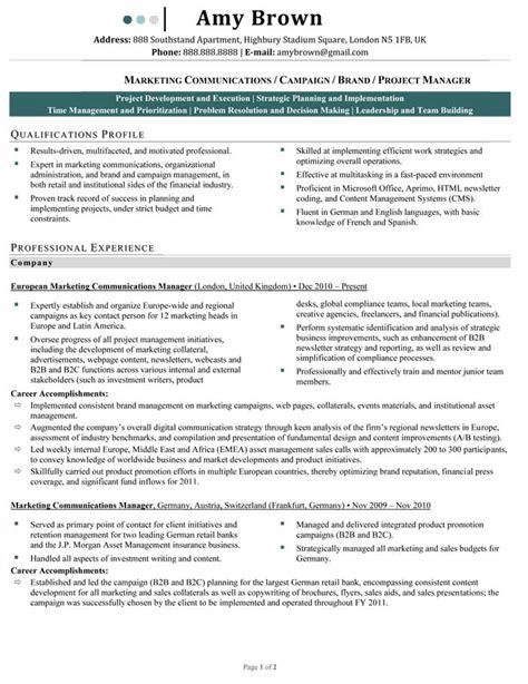 professional manager resume office manager sle