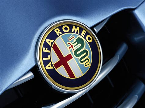 alfa romeo logo official alfa romeo has the best car logo in history