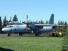 Antonov An-32 - Wikipedia