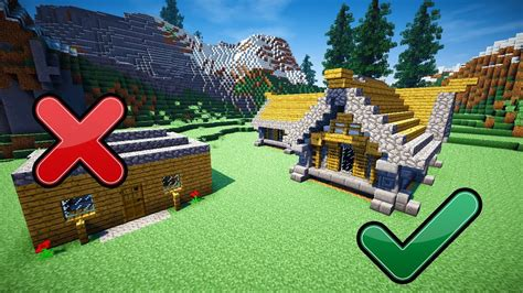 easy tips  build   minecraft minecraft tutorial minecraft house tutorials easy