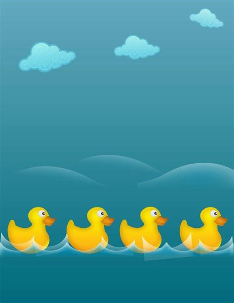 Animated Duck Wallpaper - rubber ducky wallpapers wallpaper cave