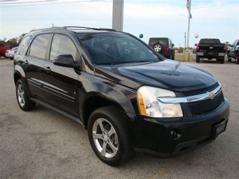 2007 Chevrolet Equinox  Information And Photos Momentcar