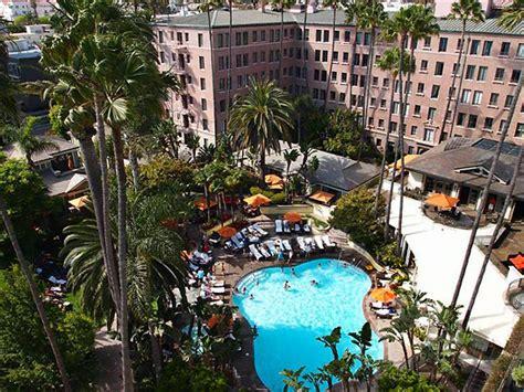 Fairmont Miramar Hotel & Bungalows, Santa Monica, Ca