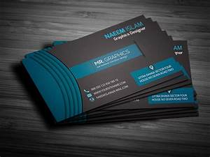 20 fresh business card ideas for inspiration for Latest business card templates