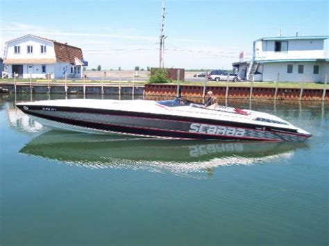 Wellcraft Boats Jobs by Scarab Boats Wellcraft 38 Scarab Excel Power Boat In