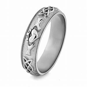Mens celtic wedding rings ms wed254 for Celtic wedding rings for men