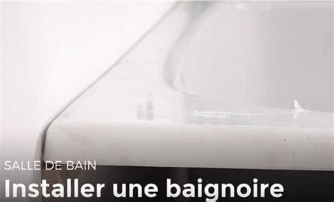 Poser Et Raccorder Une Baignoire Dans Une Salle De Bains