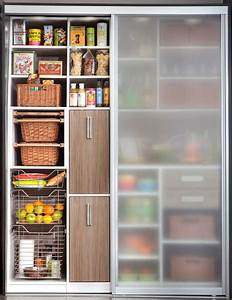 Pantry Sliding Doors - Modern - Kitchen - other metro - by