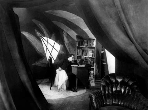 weekend recommendation the cabinet of dr caligari