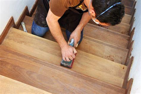 r 233 novation escalier bois les astuces pour r 233 nover et le vitrifier