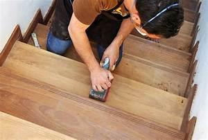 Renovation D Escalier En Bois : r novation escalier bois les astuces pour r nover et le ~ Premium-room.com Idées de Décoration