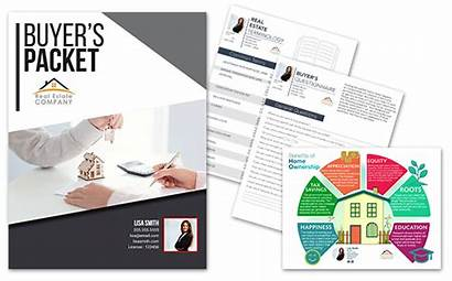 Estate Packet Buyers Presentation Buyer Templates Template
