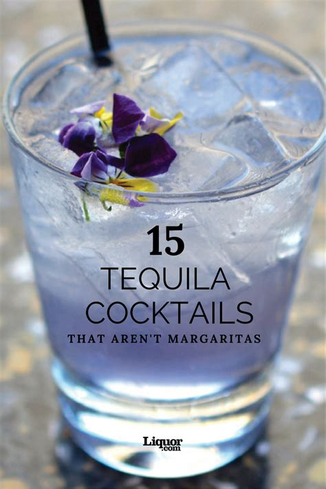 15 Great Tequila Cocktails That Aren't Margaritas