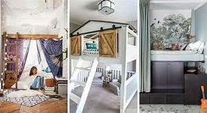 Idée De Déco Chambre : inspiration 20 chambres qui vont faire craquer vos ados ~ Melissatoandfro.com Idées de Décoration