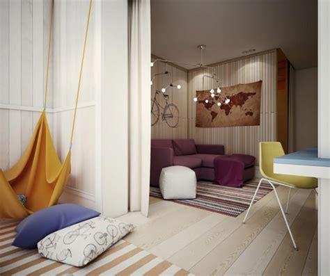 ambiance chambre ado chambre ado au design déco sympa et original design feria