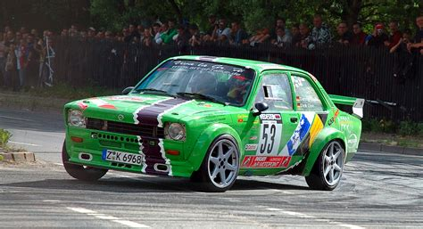 Opel Rallye by Opel Rallye Information And Photos Momentcar
