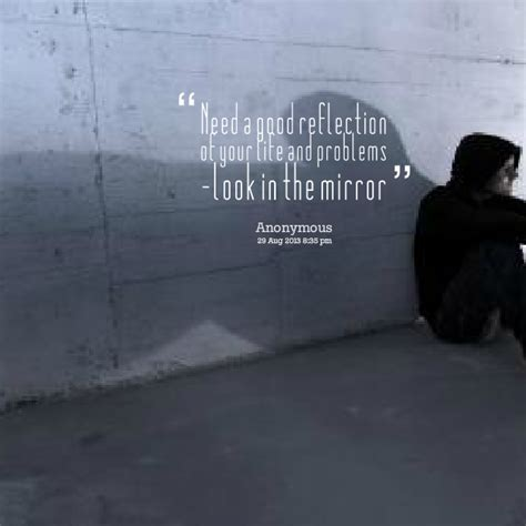 Reflection Mirror Quotes