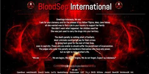 Situs Aborsi Jawa Tengah Cyber War Filipina Vs Indonesia Berakhir Siang Ini Merdeka Com
