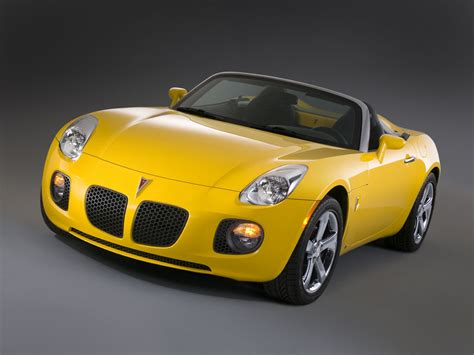 2006 Pontiac Solstice Gxp
