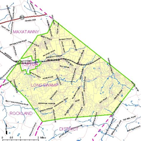 Sinking Borough Berks County Pa by Longsw Township