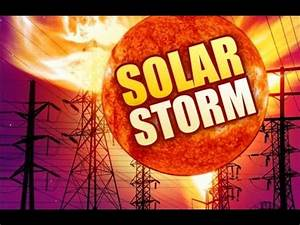 SOLAR STORM WARNING: SUN ERUPTS WEDNESDAY UNLEASING ...
