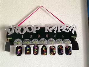 Girl Scout Brownie Kaper Chart Daisy Girl Scouts Girl