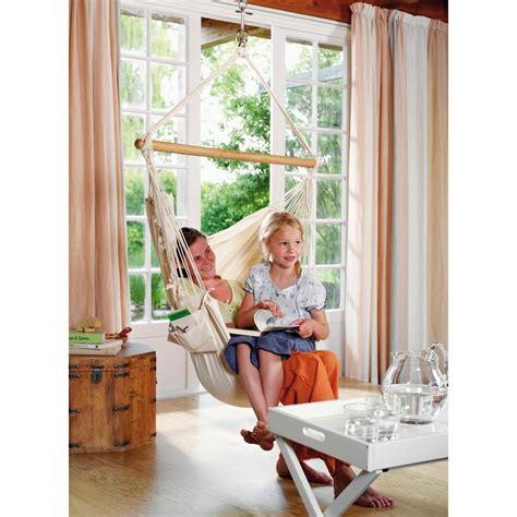 ecru white classic hammock chair