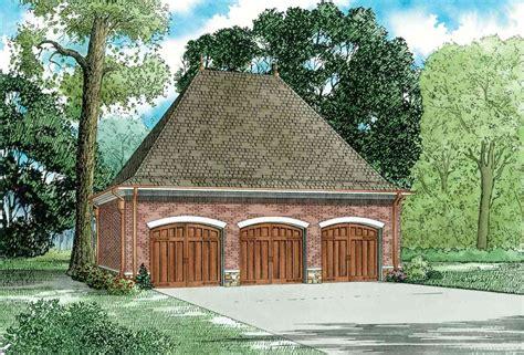 car garage hip roof architectural designs house plans