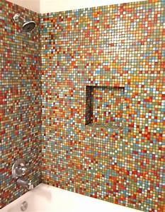 Mosaik Fliesen Dusche : mosaikfliesen verlegen eine nicht so schwierige aufgabe ~ Orissabook.com Haus und Dekorationen