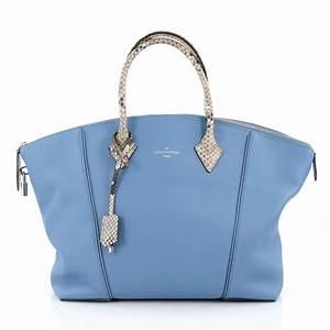 Louis Vuitton Leder : blau leder louis vuitton handtaschen vestiaire collective ~ A.2002-acura-tl-radio.info Haus und Dekorationen