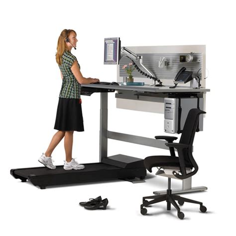 position au bureau sit to walkstation treadmill desk sit stand or walk