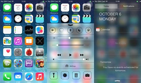 iphone 6 theme vphone i6 iphone 6 clone test and review