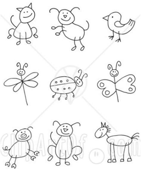 comment dessiner des animaux facile