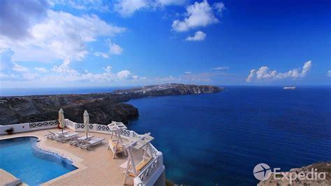 Santorini - City Video Guide | Expedia - Holidayfinderhub ...