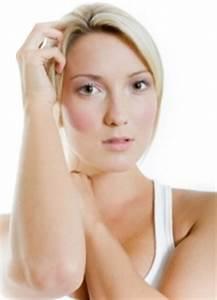 Гипертония сухость кожи