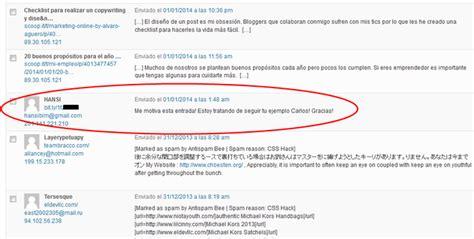 Los Comentarios Spam De Afiliados De Bum Labamba