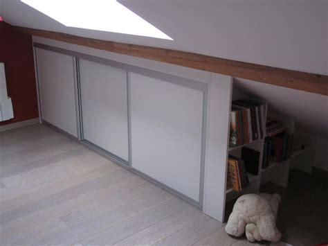 placard chambre mansard placard chambre mansarde excellent tourdissant meuble