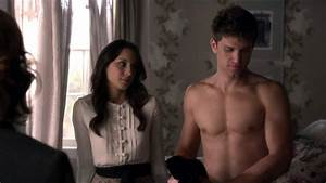 "Shirtless Toby Clip - Pretty Little Liars 3x16 ""Misery ..."