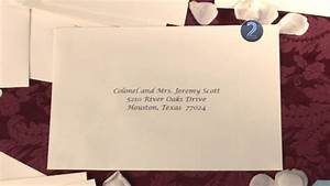 etiquette addressing wedding invitations uc918info With addressing wedding invitations single envelope