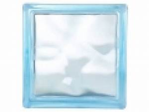 Brique De Verre Couleur : brique de verre ondul e couleur bleu clair ~ Melissatoandfro.com Idées de Décoration