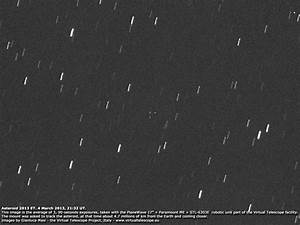 Big Asteroid to Zoom By Earth This Weekend | 2013 ET