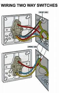 2 Pole Light Switch Wiring Diagram