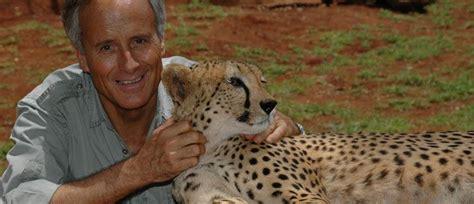 Jack Hanna's Into the Wild- Jack & Cheetah- Cheetahs are ...