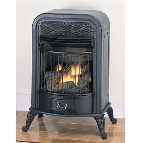 Ventless Gas Stove Model SN250TYLA D Series   ProCom Heating