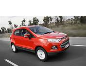Ford EcoSport Review  CarAdvice